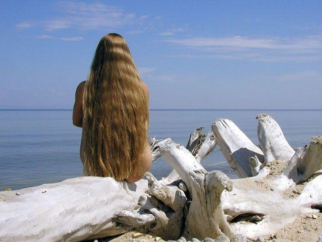 Мета - довге волосся