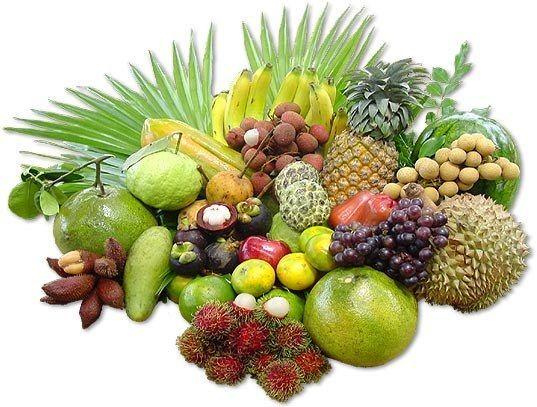 Чим корисні екзотичні фрукти