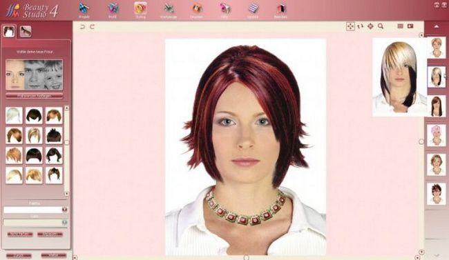 Як змінити зачіску на фото в інтернеті