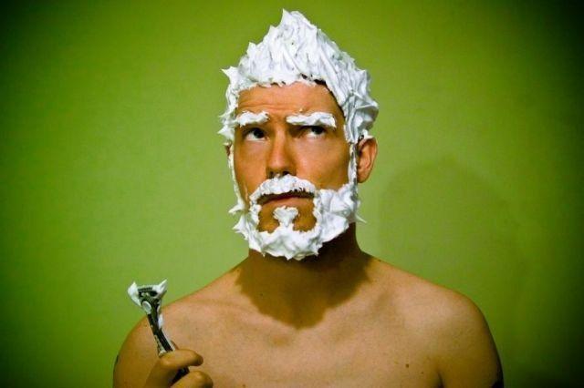 Як наносити гель для гоління
