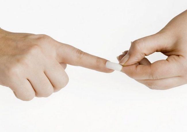Як наростити нігті