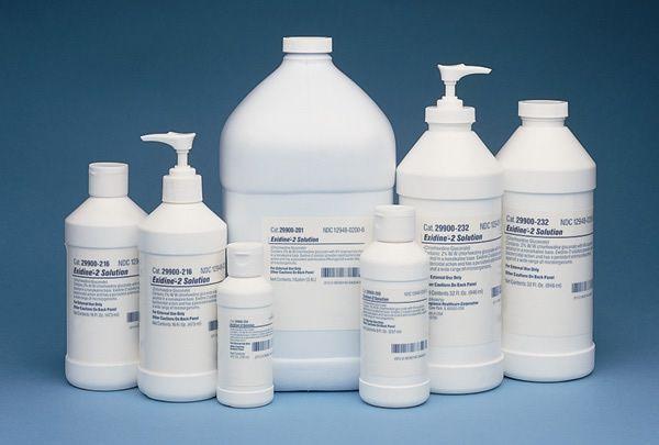 Як застосовувати хлоргексидин