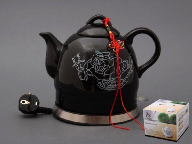 Як працює електричний чайник