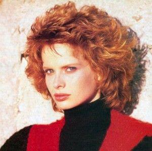 як зробити зачіску в стилі 80-х