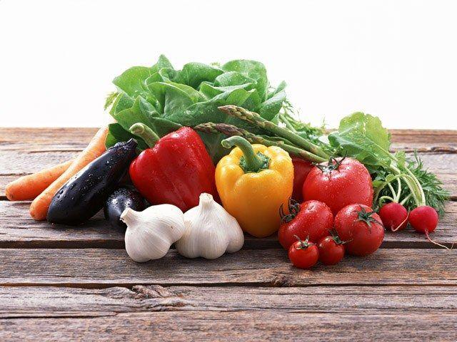 Як запекти овочі у фользі
