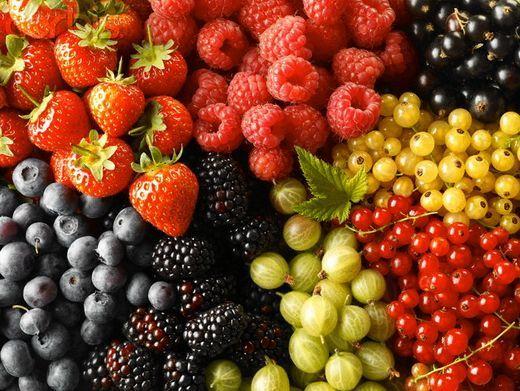 Які ягоди найкорисніші