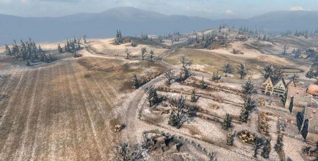 Карта ерленберг в грі world of tanks: історія, проблеми і тактика ведення бою