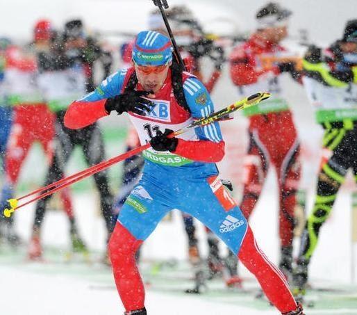 Кращі російські біатлоністи