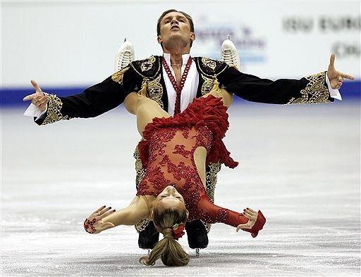 Кращі російські фігуристи