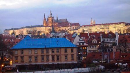 Празькі привиди - головна визначна пам`ятка чехії