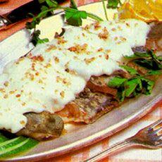 Риба під горіховим соусом